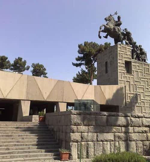 Nader Tomb